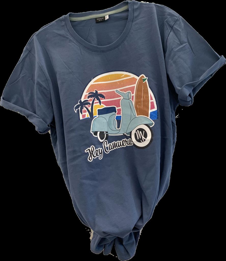 Beispiel einer Motivgestaltung für eine Shirt-Bedruckung